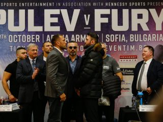 Kubrat Pulev: Can't wait to step on the ring