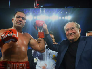 Kubrat Pulev will be boxing on the territory of California again!
