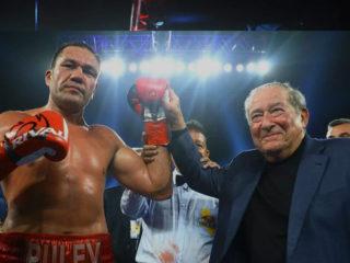 Кубрат Пулев отново ще се боксира на територията на Калифорния!